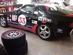 968 ITR race car